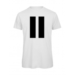 T-shirt bio pause - HOMME